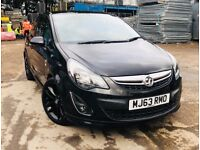 Vauxhall Corsa Limited Edition 1.3. 2013 Fully loaded.