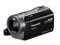 Panasonic V500 Full HD WITH CHARGER AND 64GB SD
