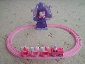 Hello Kitty Train