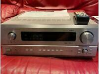 Denon avr and kef home surround sound system 5.1