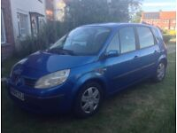 Immaculate Renault scenic diesel