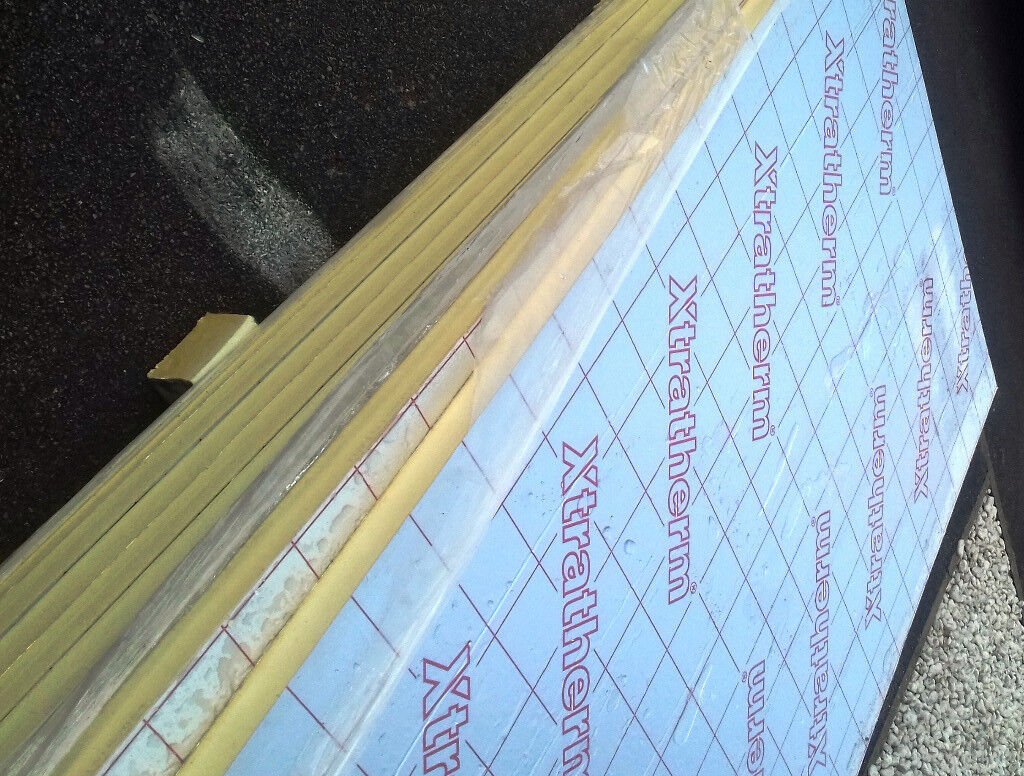 50 Mm Xtratherm Insulation Boards Super Quilt For Roof