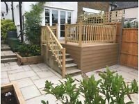 Garden Renovation/ Driveway/ Patio/ Fencing/ Turfing/ Decking