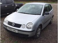 VW Polo Twist 1.4 - offers welcome