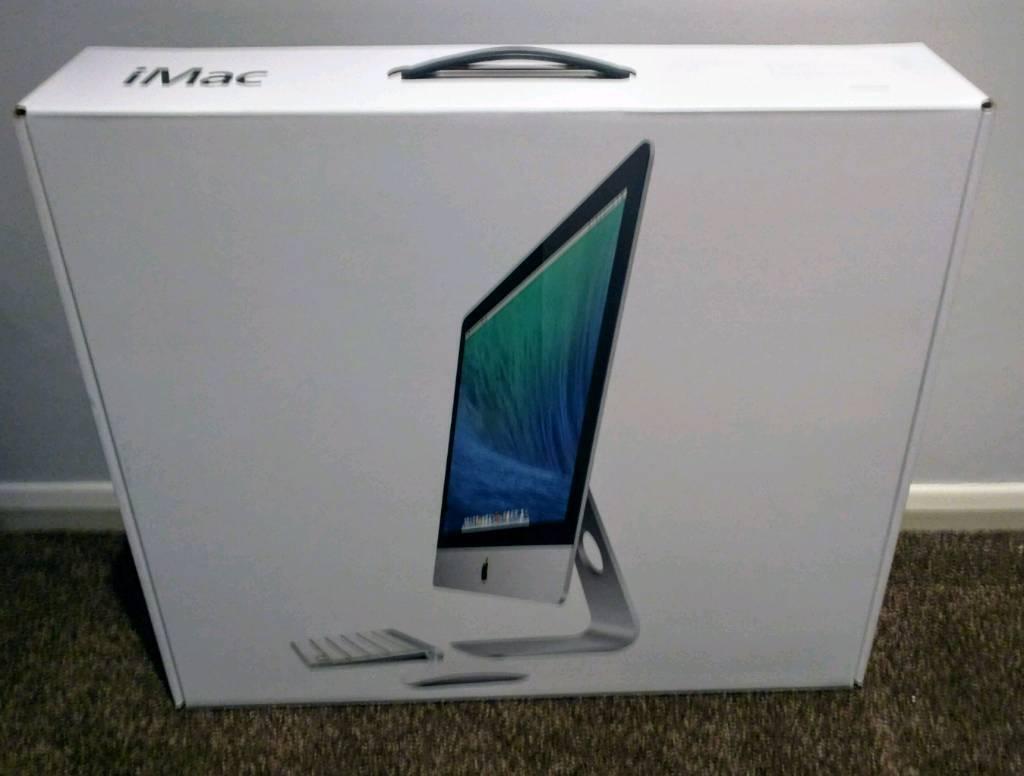 "Apple iMac 21.5"" 2.9 GHz Quad-core i5 8GB RAM 1TB boxed with Magic Keyboard upgrade"