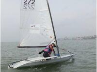 Dinghy Boat Laser £750