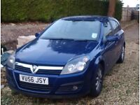 Astra 1.9 CDTI Design 56 Blue, great car, good engine and bodywork but has a problem with clutch