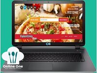COMPLETE ONLINE FOOD ORDERING SYSTEM FOR FAST FOOD, CATERING BUSINESS
