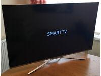 "NEW -ULTRA THIN- 43"" SAMSUNG UE43KU6400 Smart 4k UHD HDR -1500hz- LED TV -FREEVIEW/SAT HD -WARRANTY"