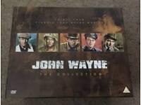 IMMACULATE JOHN WAYNE DVD BOX SET..... BARGAIN