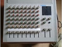 Phonic BKX 8800 8 Track Stereo Sound Mixer