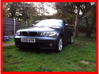 2006 BMW 1 Series 2.0 118d SE 5dr --- Hpi clear --- low miles --- cleaned body work -- alternate4 A3