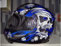 motorcycle helmet open to offers