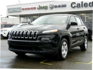 2015 Jeep Cherokee NEW SPORT BACKUP CAM BLUETOOTH R-START HEATED