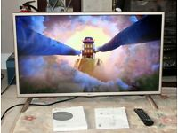 LG 32 inch 1080P LED TV with Freeview HD