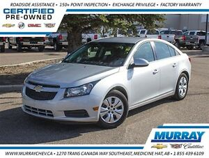 2014 Chevrolet Cruze 1LT *Turbo *Bluetooth *Sirius XM