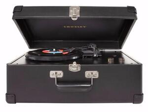 CROSLEY PORTABLE TURNTABLE *** BLOWOUT SALE -from 69.99  NO TAX ***