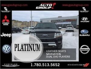 2016 Ford Expedition Max Platinum | 3rd Row Seating | Max Editio