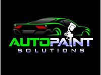 Body work Dent removal spray paint Alloy wheels refurbishment £40 Glasgow