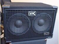 Gallien Krueger Backline 210BLX II, 200W bass cabinet, 8 Ohm, excellent condition