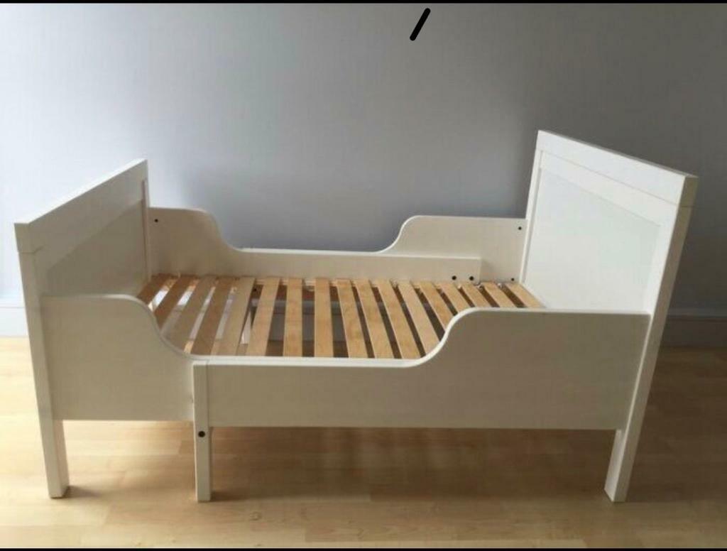 new product f62c3 7eef5 Ikea sundvik extendable bed toddler | in Wokingham, Berkshire | Gumtree