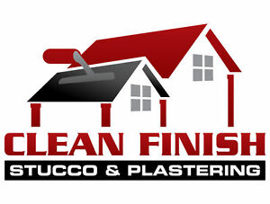 Clean Finish Stucco & Plastering