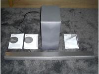 LG LAS550H 320W Soundbar & Wireless Subwoofer