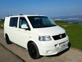VW Campervan - VW T5 Transporter SWB 1.9 TDI