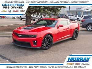 2014 Chevrolet Camaro ZL1 *Supercharged *Leather *Manual