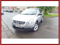 2007 Nissan Qashqai 1.5 dCi Visia 2WD 5dr --- Diesel --- Part Exchange Welcome --- Drives Good