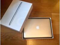 """Macbook Pro with Retina Display 13"""" - 2015 model - TOP SPECS - i7 512SSD 16GB - EXTENDED WARRANTY"""