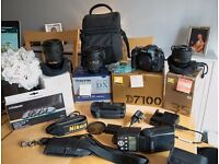 Nikon D7100 and enthusiast photography kit