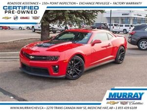 2014 Chevrolet Camaro ZL1 Manual *Supercharged *Leather *Brembo
