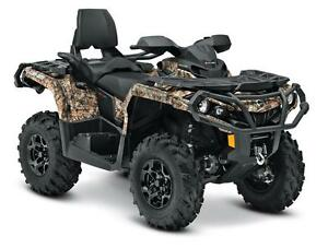Used 2014 Can-Am outlander max xt 1000 camo