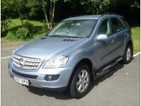 Mercedes Benz ML320 CDI - Lovely car - Open to sensible offers