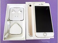 Apple iPhone 7 Gold 32GB - Any network