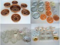 69 piece Bundle of cups, saucers, etc