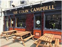 Bartenders & Waiting Staff Needed! Up To £8 P/H