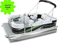 2016 Legend Boats Ltd SPLASH + $49./WEEK