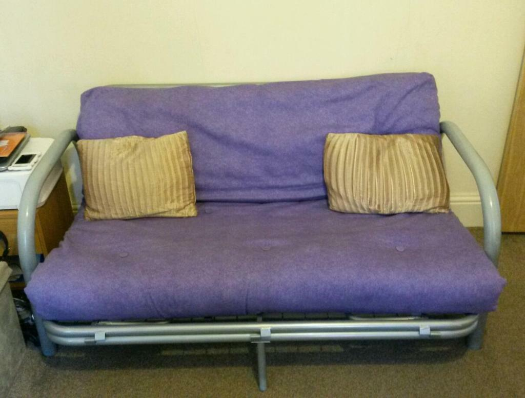 Very Impressive portraiture of FUTON SOFA BED in Blackburn Lancashire Gumtree with #8C8A3F color and 1024x776 pixels