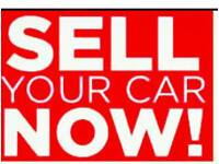 Used or scarp car wanted free collection