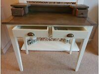 Wooden Desk by Reclaimed
