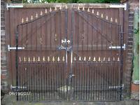 ornimental gates