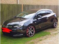 Vauxhall Astra VXR alloy