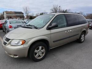 2007 DODGE GRAND CARAVAN TV/DVD POWER GROUP