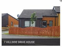 Semi-Detached 3 bedroomed House in new development Stranraer For Sale