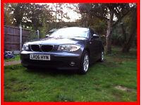 Diesel --- 2006 BMW 1 Series 2.0 118d SE --- Diesel --- Good Mileage --- BMW 118d alternate4 A3 golf