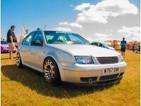 Vw bora mk4 clean car for its age
