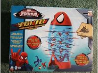 The Ultimate Spiderman Drop Game