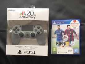 PS4 20th anniversary controller
